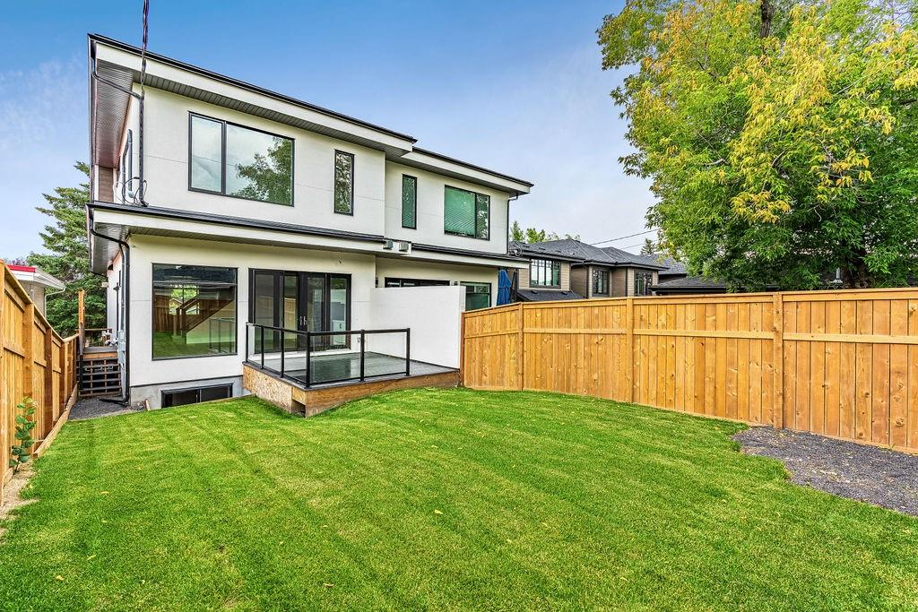 4209A 17 Street SW - Altadore new infill home