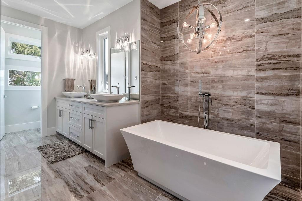 calgary infills guide - ensuite master washroom