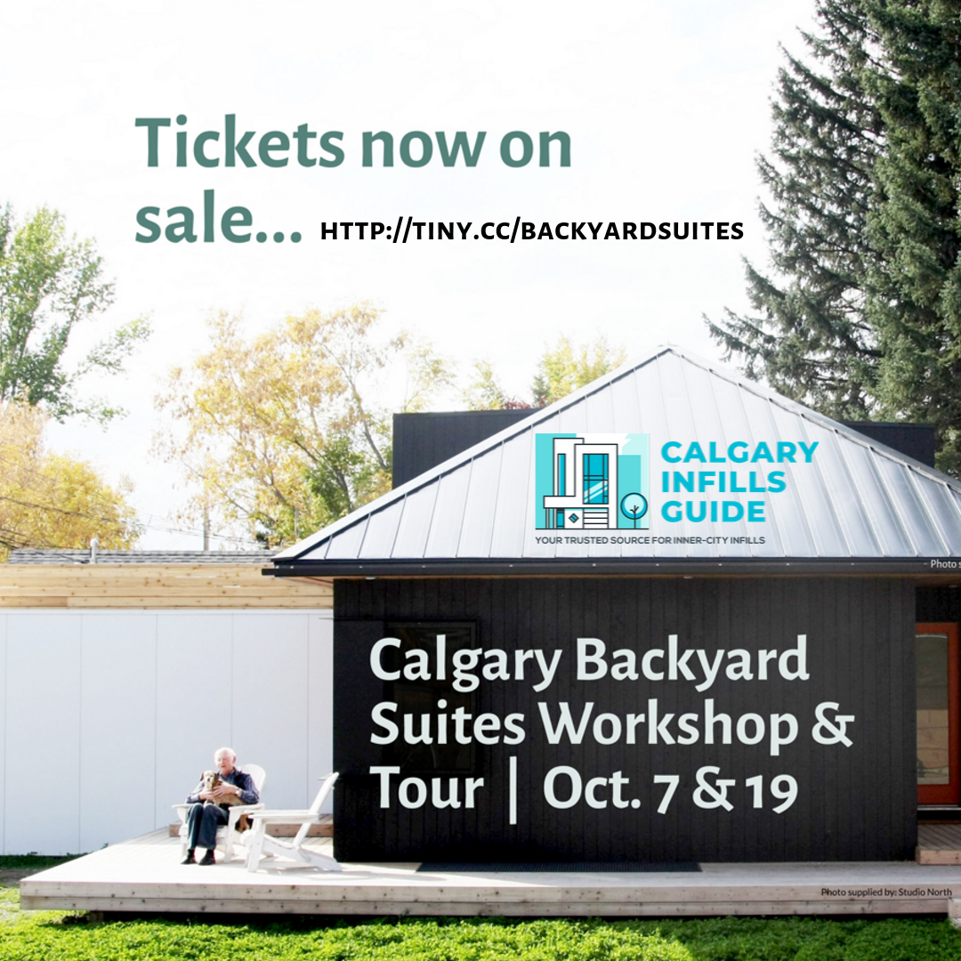 Calgary Backyard Suites Tour
