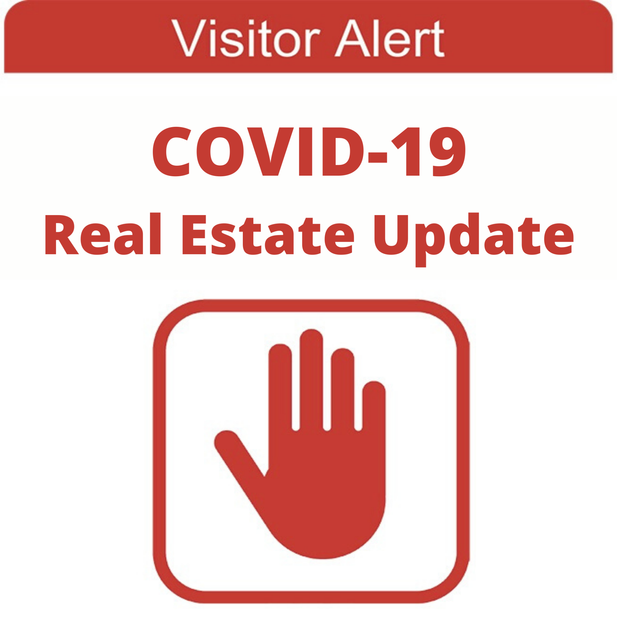 COVID 19 real estate update calgary